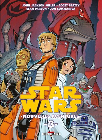 Star Wars Nouvelles Aventures Tome 3