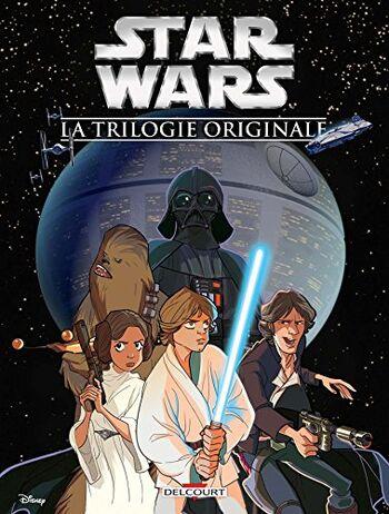 Star Wars : La Trilogie Originale (album jeunesse)