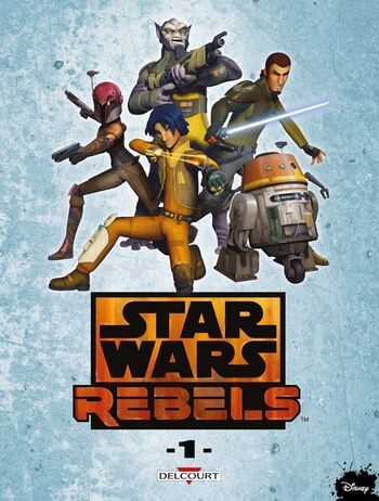 Star Wars Rebels (bandes-dessinées)