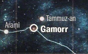 Gamorr
