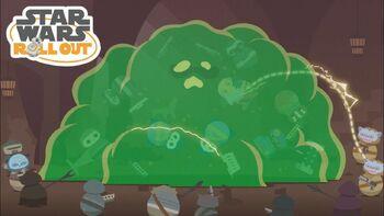 Image d'illustration pour le deuxième épisode de Maz and the Gigantic Blorp
