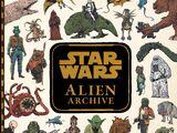 Star Wars : Alien Archive