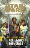 Les Apprentis Jedi: Périlleux Sauvetage