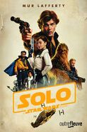 Solo A Star Wars Story novelisation