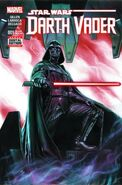 Star Wars Darth Vader Vol 1 1 2nd Printing Variant