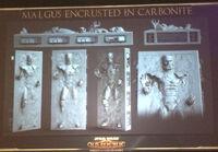 Darth Malgus Carbonite