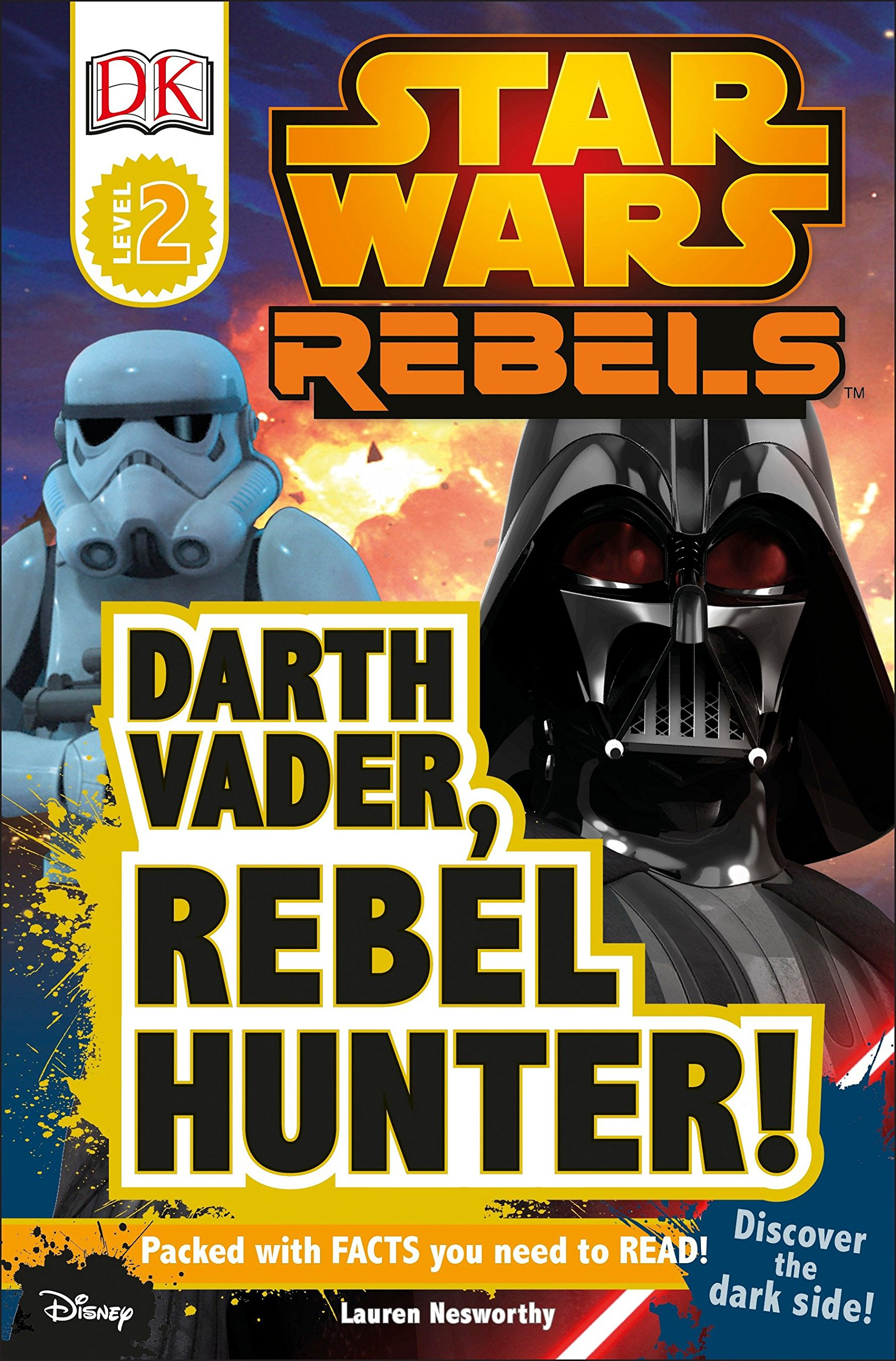 Star Wars Rebels: Darth Vader, Rebel Hunter!