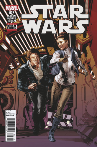 Star Wars 23: Le Dernier Vol du Harbinger 3