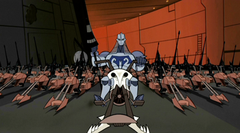 Clone Wars : Chapitre 5