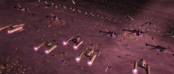 Bataille de Malastare