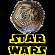 Logo star wars 2