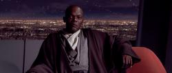 Mace Windu Conseil Jedi TPM