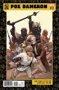 Poe Dameron 12 Star Wars 40th Anniversary