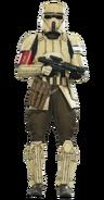 Shoretrooper soldat