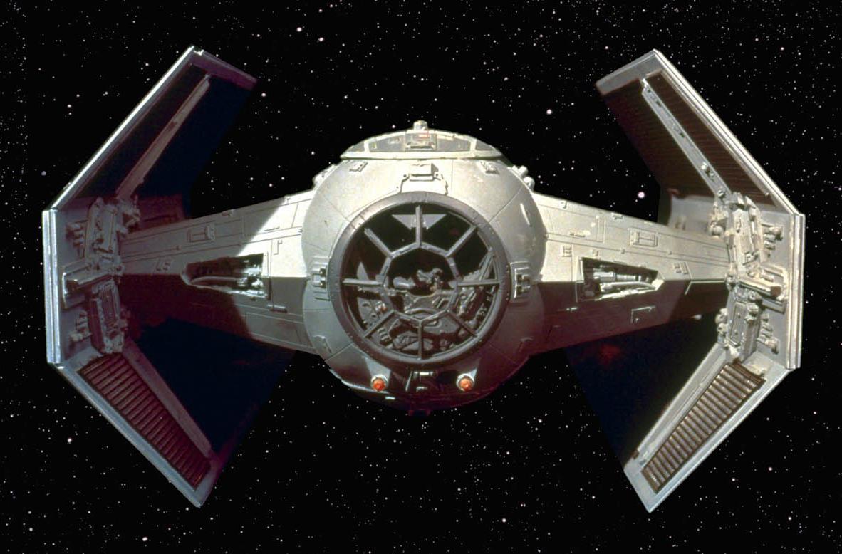 Tie avanc de dark vador star wars wiki fandom powered by wikia - Vaisseau de dark vador ...