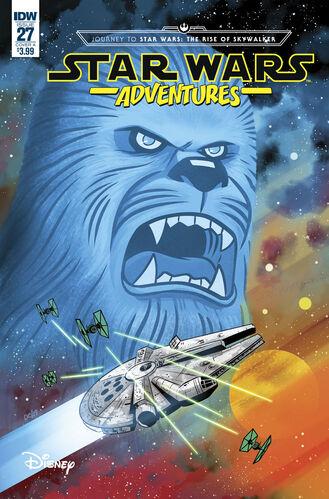 Star Wars Aventures 27