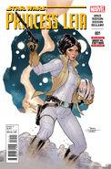 Star Wars Princesse Leia 1