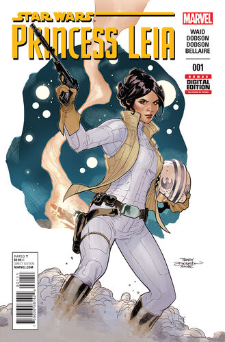 Princesse Leia 1