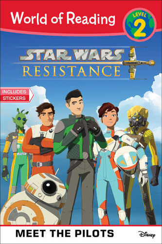 Star Wars Resistance: Meet the Pilots