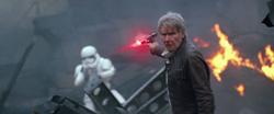 Han Solo SW7 Takodana