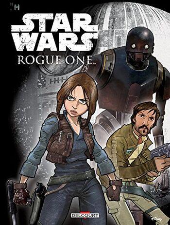 Rogue One: A Star Wars Story (album jeunesse)