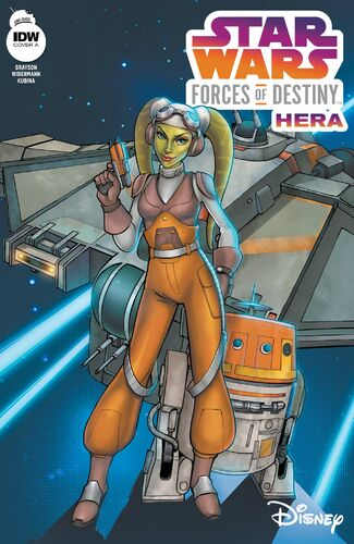 Star Wars : Forces du Destin — Hera