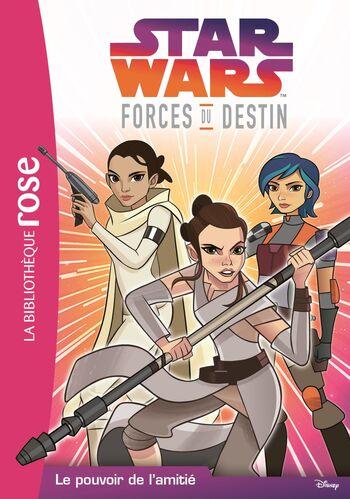 Forces du Destin : Le pouvoir de l'amitié
