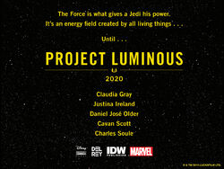 Project-luminous