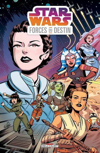 Star Wars : Forces du Destin (bandes-dessinées)
