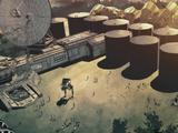 Avant-poste Impérial d'Endor