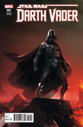 Darth Vader Dark Lord of the Sith 1 Mattina