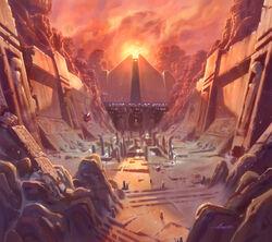Académie Sith de Korriban