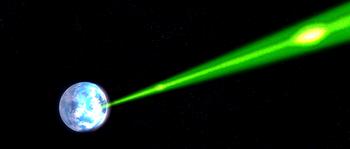 Destruction d'Alderaan