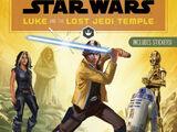Luke et le temple Jedi perdu