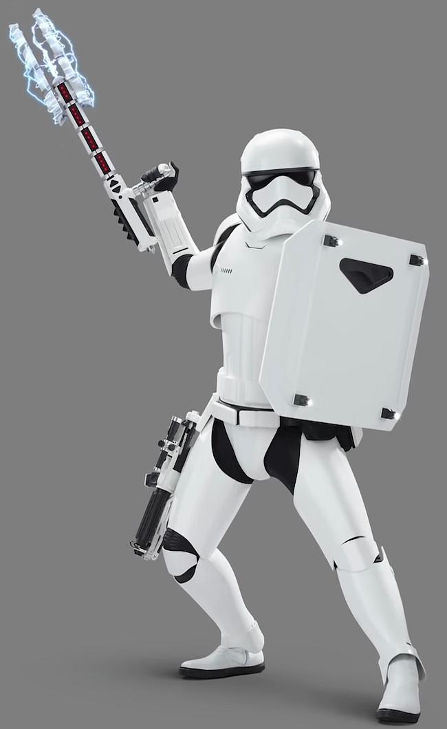 Star Wars Force Lien de premier ordre Stormtrooper