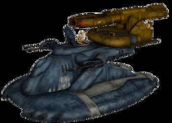 Tank de Déploiement Défoliateur