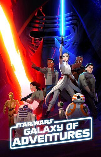 Star Wars : Galaxie d'Aventures
