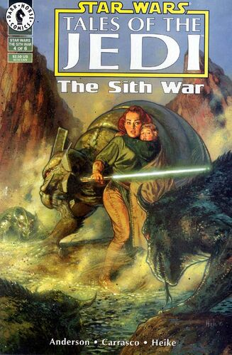 La Guerre des Sith 4