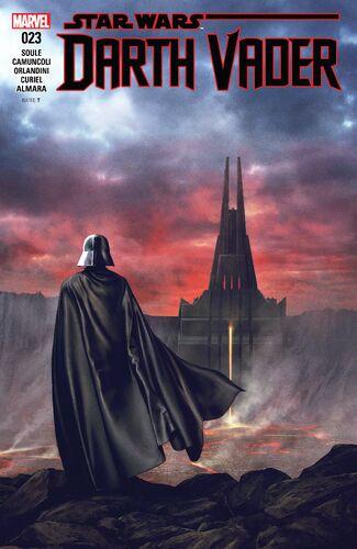 Dark Vador: Seigneur Noir des Sith 23: La Forteresse de Vador 5