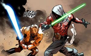 Kreel entraine Skywalker