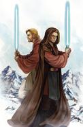 Obi Wan and Anakin 1 Oum var textless