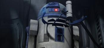 R2 rentre au bercail