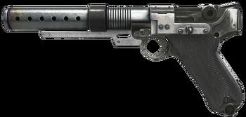 Pistolet blaster A-180