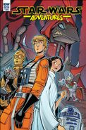Star Wars Adventures Annuel 2018