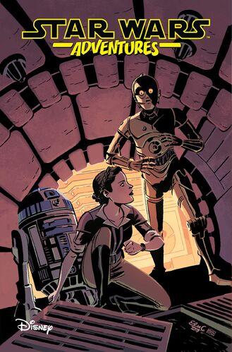 Star Wars Aventures Tome 9
