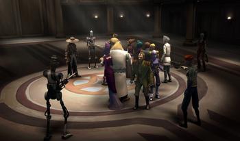 Prise d'otage du Sénat