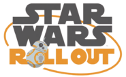 Star Wars Roll Out Logo