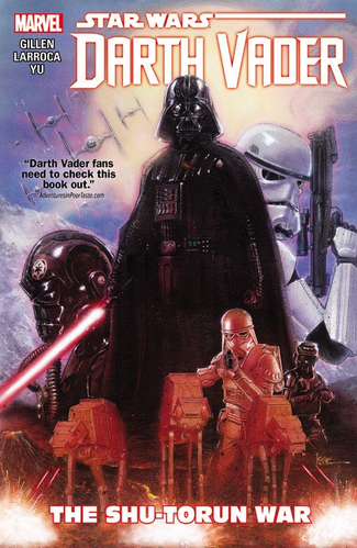 Star Wars: Dark Vador: La Guerre de Shu-Torun
