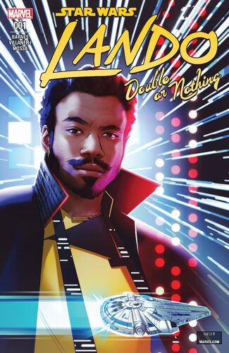 Lando: Quitte ou double 1