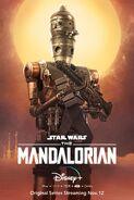 The Mandalorian Season 1 poster 3